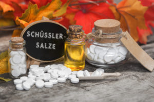 Schüßler Salze bei Nasennebenhöhlenentzündung