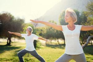 Yoga bei Nasennebenhöhlenentzündung